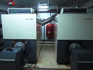 Instalación de sistemas de calefacción 1