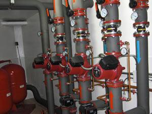 Instalación de sistemas de calefacción 2