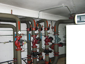 Instalación de sistemas de calefacción 3